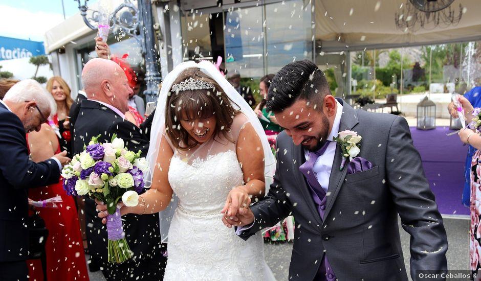 La boda de Carlos y Kay en Petrer, Alicante