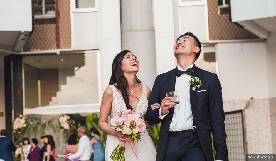 La boda de Phi y Linh en Alacant/alicante, Alicante