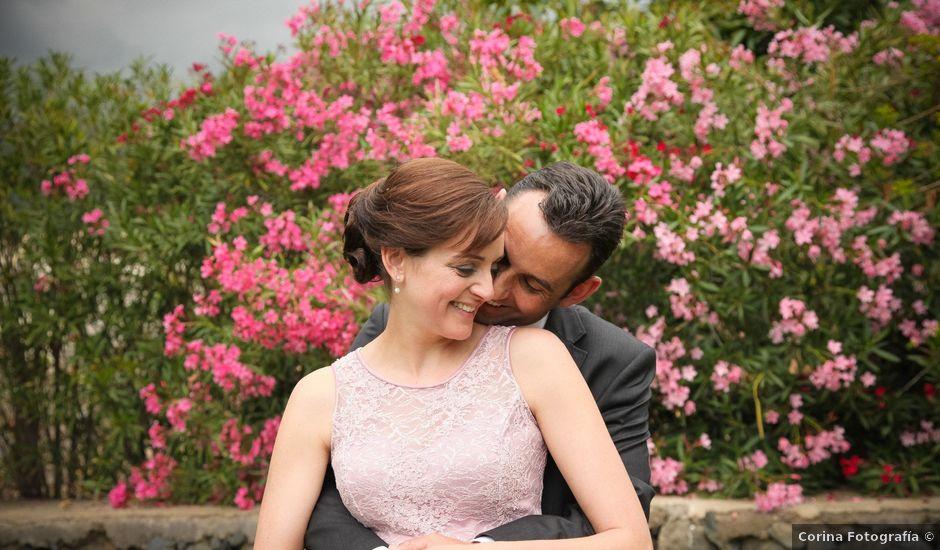 La boda de Eduardo y Gema en Guimar, Santa Cruz de Tenerife