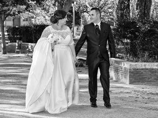 La boda de Belén y Tomás