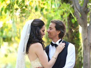 La boda de Nicola y Nicolo