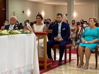 La boda de Jose Enrique y Inma