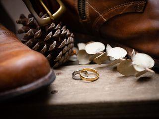 La boda de Gemma y Adam 1