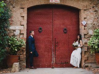 La boda de Gemma y Adam