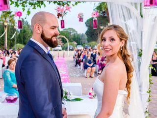 La boda de Alba y Manuel