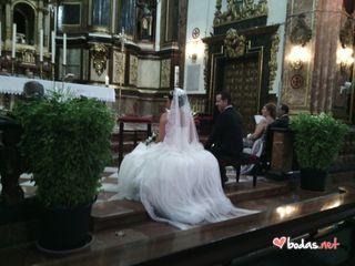 La boda de Nieves y Jose Manuel 1