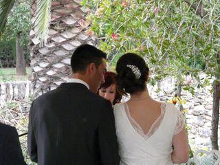 La boda de Mar y Rafel