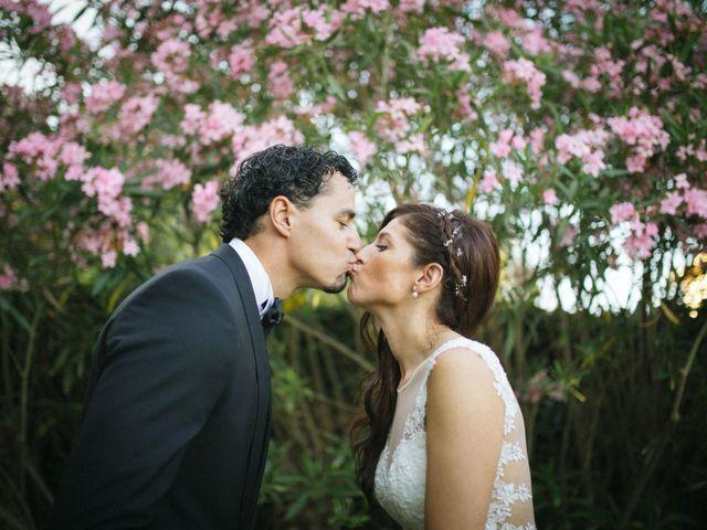 La boda de Sandra y Adri