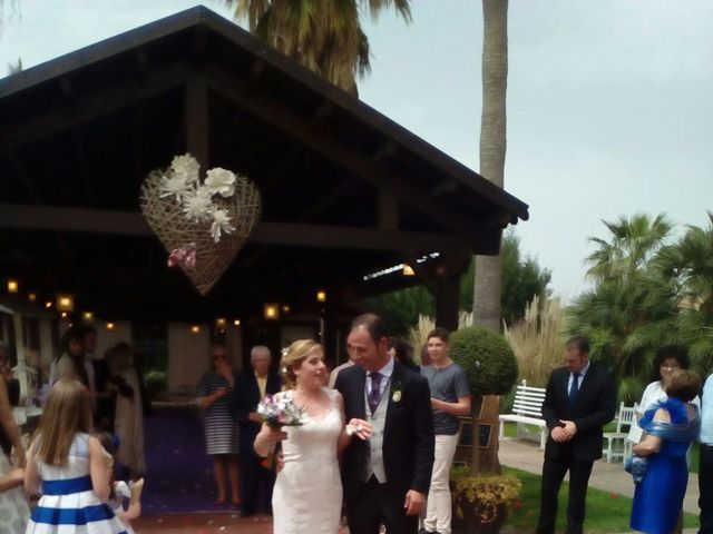 La boda de Reme y Moises en Sagunt/sagunto, Valencia 2