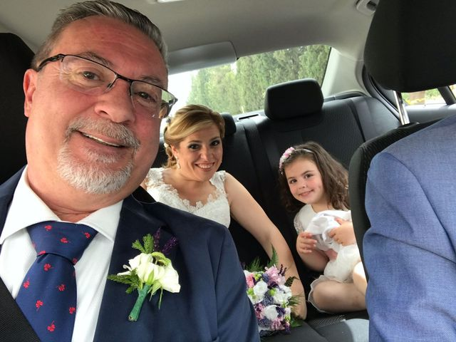 La boda de Reme y Moises en Sagunt/sagunto, Valencia 6