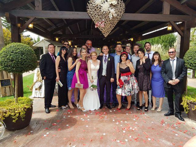 La boda de Reme y Moises en Sagunt/sagunto, Valencia 8