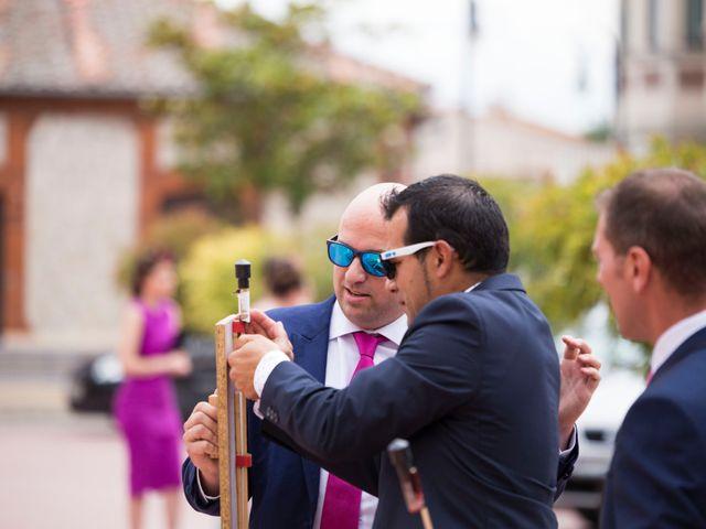 La boda de Rubén y Esmeralda en Pedrajas De San Esteban, Valladolid 3