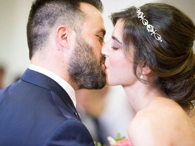 La boda de Rubén y Esmeralda en Pedrajas De San Esteban, Valladolid 13