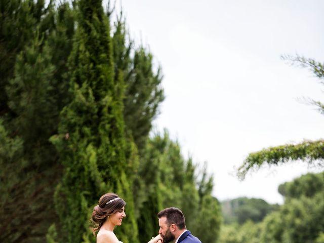 La boda de Rubén y Esmeralda en Pedrajas De San Esteban, Valladolid 23