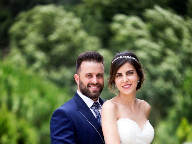 La boda de Esmeralda y Rubén