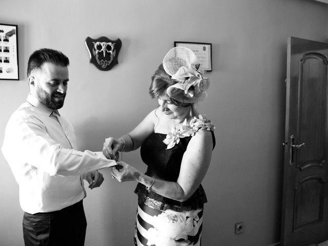 La boda de Rubén y Esmeralda en Pedrajas De San Esteban, Valladolid 28