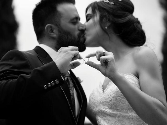 La boda de Rubén y Esmeralda en Pedrajas De San Esteban, Valladolid 29
