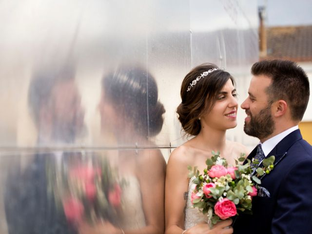 La boda de Rubén y Esmeralda en Pedrajas De San Esteban, Valladolid 30