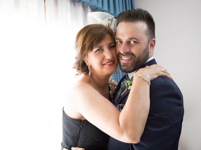 La boda de Rubén y Esmeralda en Pedrajas De San Esteban, Valladolid 36