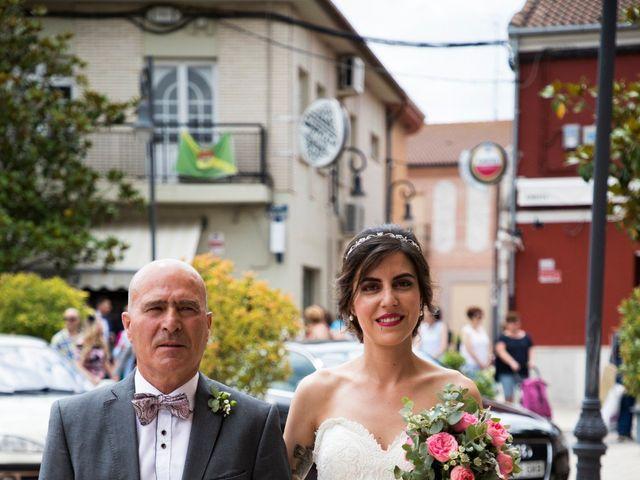 La boda de Rubén y Esmeralda en Pedrajas De San Esteban, Valladolid 51