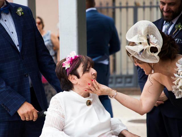 La boda de Rubén y Esmeralda en Pedrajas De San Esteban, Valladolid 52