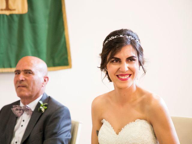 La boda de Rubén y Esmeralda en Pedrajas De San Esteban, Valladolid 56