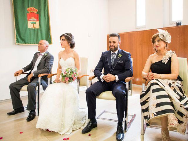 La boda de Rubén y Esmeralda en Pedrajas De San Esteban, Valladolid 57