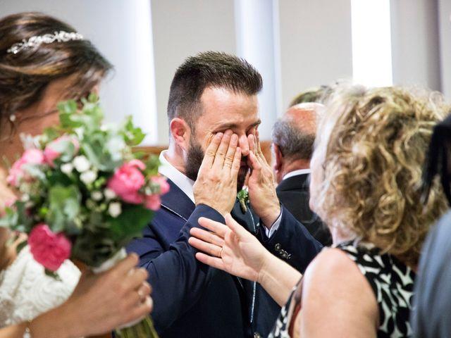 La boda de Rubén y Esmeralda en Pedrajas De San Esteban, Valladolid 63
