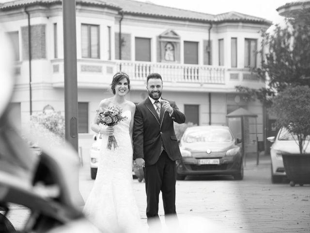 La boda de Rubén y Esmeralda en Pedrajas De San Esteban, Valladolid 66