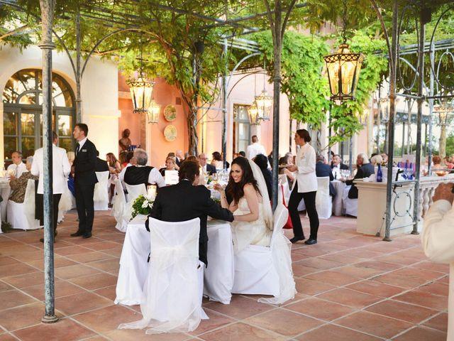 La boda de Nicolo y Nicola en Marbella, Málaga 23