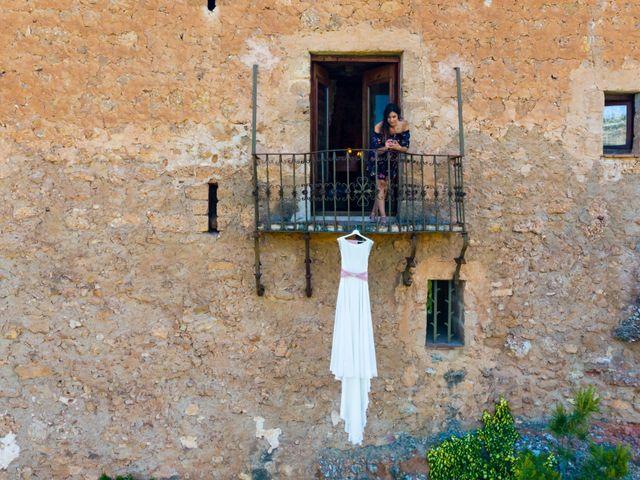 La boda de Luis y Yoli en Somaen, Soria 1