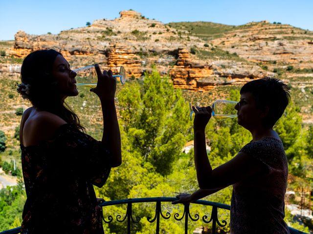 La boda de Luis y Yoli en Somaen, Soria 15