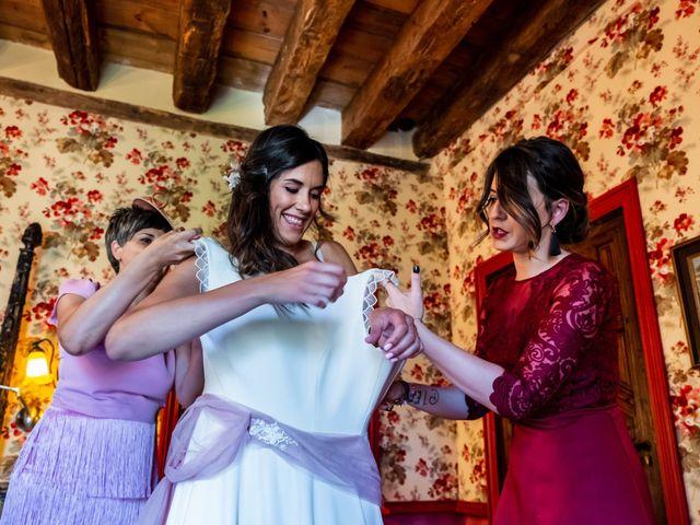 La boda de Luis y Yoli en Somaen, Soria 17
