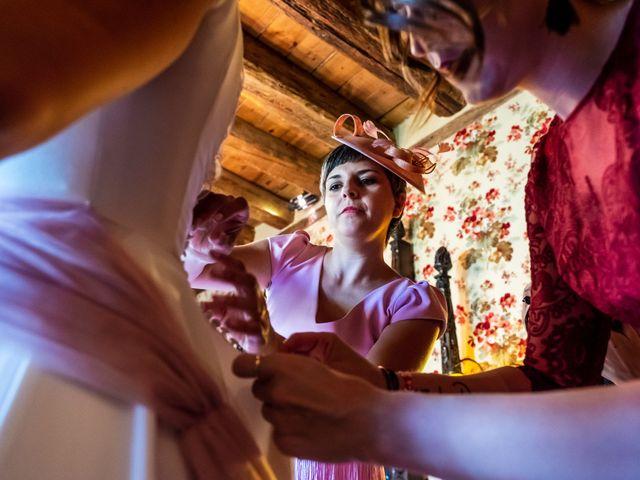 La boda de Luis y Yoli en Somaen, Soria 18