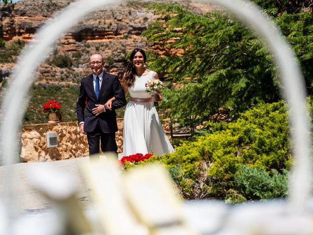 La boda de Luis y Yoli en Somaen, Soria 37