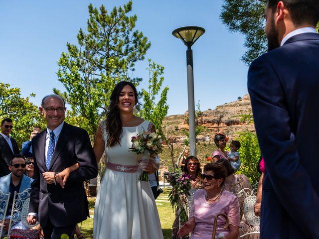 La boda de Luis y Yoli en Somaen, Soria 39