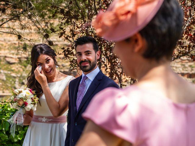 La boda de Luis y Yoli en Somaen, Soria 41