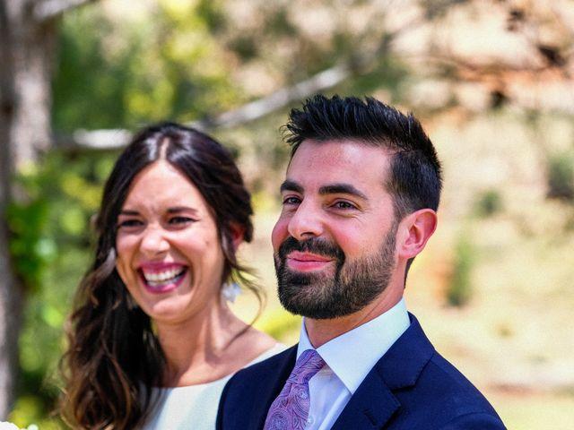 La boda de Luis y Yoli en Somaen, Soria 43