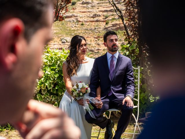 La boda de Luis y Yoli en Somaen, Soria 44