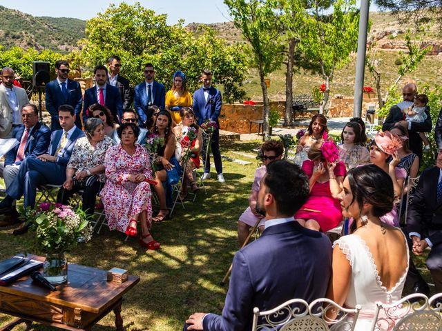 La boda de Luis y Yoli en Somaen, Soria 45