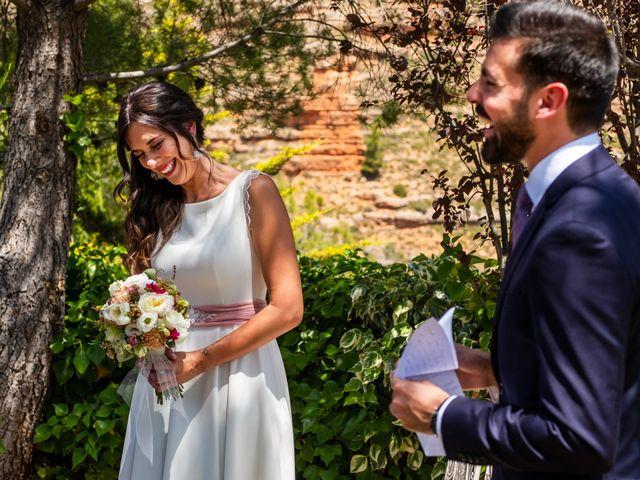 La boda de Luis y Yoli en Somaen, Soria 48