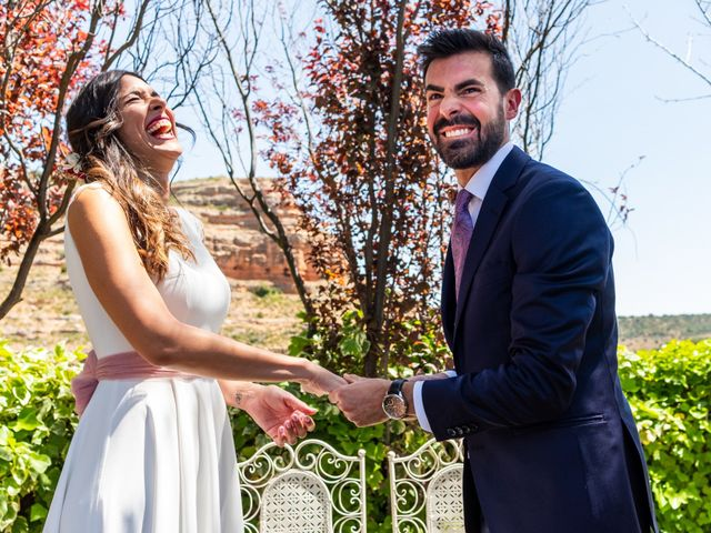La boda de Luis y Yoli en Somaen, Soria 51
