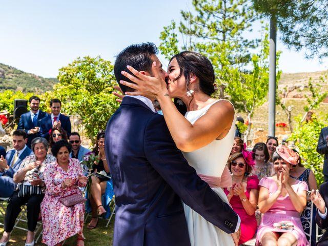 La boda de Luis y Yoli en Somaen, Soria 52