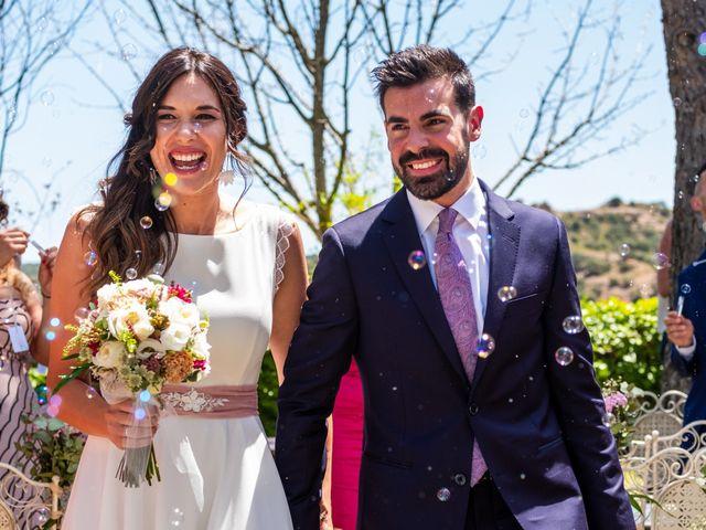 La boda de Luis y Yoli en Somaen, Soria 53