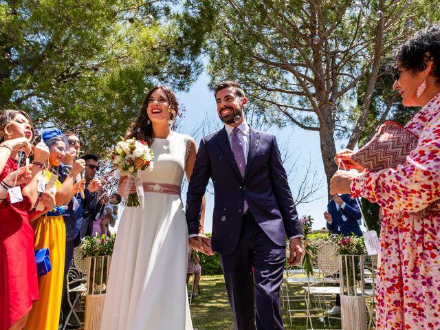 La boda de Luis y Yoli en Somaen, Soria 54