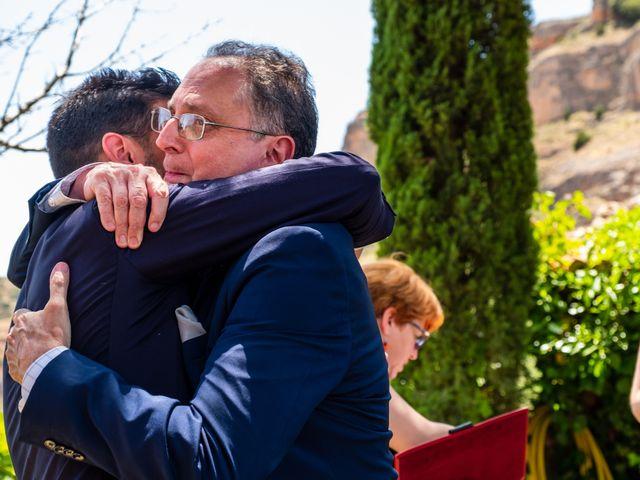 La boda de Luis y Yoli en Somaen, Soria 57