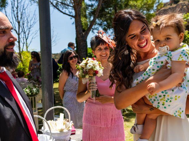 La boda de Luis y Yoli en Somaen, Soria 60