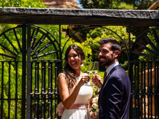 La boda de Luis y Yoli en Somaen, Soria 61