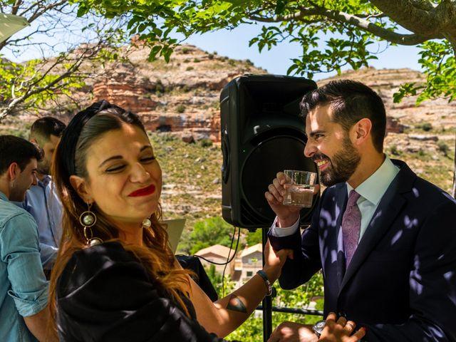 La boda de Luis y Yoli en Somaen, Soria 66