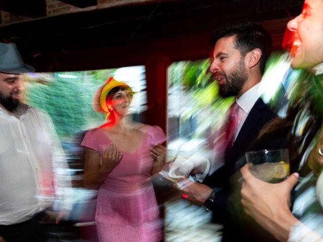 La boda de Luis y Yoli en Somaen, Soria 77